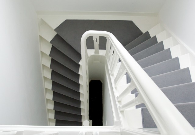 STAIRS UPHOLSTERY